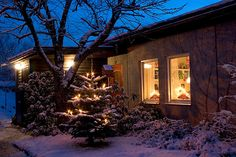 Sweden at Christmas by inaudible, via Flickr