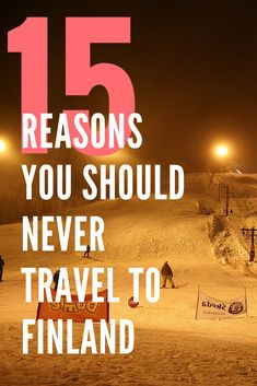 15 Reasons Why You Should Never Visit Finland. You can click through and decide for yourself if you really want to go to Finland or not. Helsinki, Best Places To Travel, Places To Visit, Meanwhile In Finland, Finland Culture, Finland Summer, Finland Travel, Thinking Day, Backpacking Europe