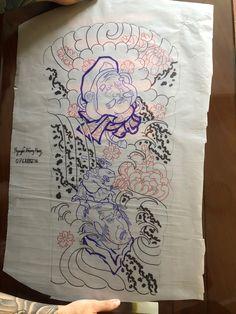 Tattoo Japanese Style, 3 Tattoo, Japan Tattoo, Japan Fashion, Tatoos, Asia, Scrapbook, Design, Japanese Tattoos