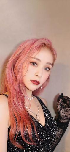 Pop Photos, Girl Photos, Kpop Girl Groups, Kpop Girls, Korean Girl, Asian Girl, Dreamcatcher Wallpaper, Kpop Aesthetic, Colorful Fashion