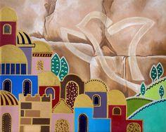 Shalom Over Jerusalem