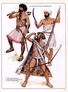 Warriors of the Egyptian Empire Pt.2
