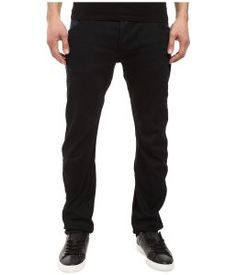 G-Star Arc 3D Slim Pattern Mix in Elwah Super Stretch Dark Aged (Elwah Super Stretch Dark Aged) Men's Jeans