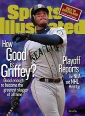 Ken Griffey Jr., Sports Illustrated (May 17, 1999) #Mariners