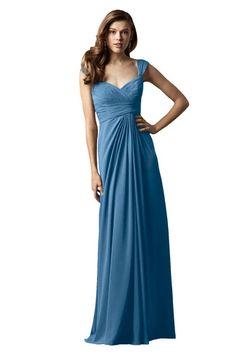 Watters Mahogany Bridesmaid Dress   Weddington Way