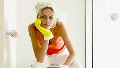 Έχετε 5 λεπτά; Δοκιμάστε Αυτά τα 5 Εκπληκτικά Tips Καθαρισμού για το Μπάνιο