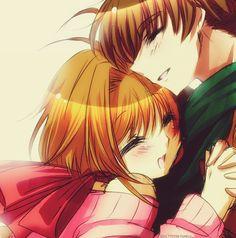 Sakura & Syaoran, CardCaptor Sakura / Tsubasa Reservoir Chronicle [CLAMP] - tumblr_m4c2v8aVv81qmd6udo1_500