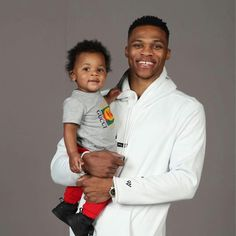 Russell Westbrook and Noah Westbrook All Star weekend 2018 Westbrook Okc, Russell Westbrook, Westbrook Fashion, Thunder Players, Thunder Team, Russell Wilson Shirtless, Wilson Seahawks, Wilson Football