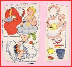 Ingrid Molzen. PDsamler. Online Interest Group on paper dolls Lillemor