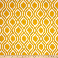 Premier Prints Nicole Slub Corn Yellow from @fabricdotcom  Screen printed on cotton slub duck (slub cloth has a linen appearance); this versatile medium weight fabric is perfect for window accents (draperies, valances, curtains and swags), accent pillows, duvet covers, upholstery and other home decor accents. Create handbags, tote bags, aprons and more. *Use cold water and mild detergent (Woolite). Drying is NOT recommended - Air Dry Only - Do not Dry Clean. Colors include yellow and white.