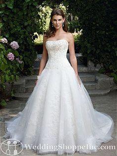 Casablanca Bridal Gown 2033