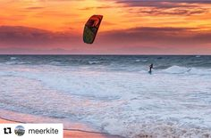 #Repost @meerkite  I hope your weekend ends looking something like this. Sunday stoke from @giselapulido #MyLfKite #SundayStoke