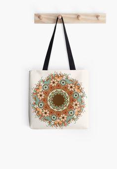 Ornamental round lace pattern.Delicate circle. by smotrivnebo