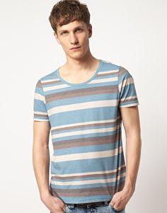 Enlarge ASOS Stripe T-Shirt