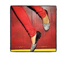 #FallShoes #AnimalPrint