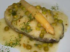 Bacalao fresco en salsa verde ~ El .G de Sasa