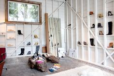"""""""The studio is kind of like a workshop/shed you might have out in the back of your house in the Catskills."""""""