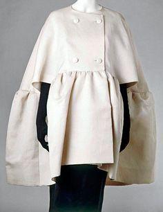 Balenciaga - Vintage - Veste 'Cape' - 1963