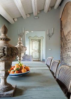 ZsaZsa Bellagio – Like No Other: At Home: Powder Blue Hue