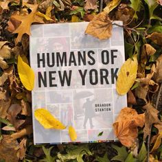 Humans of New York the book