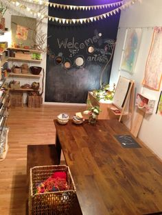 Golden Gate Children's Art - Explore our Studio