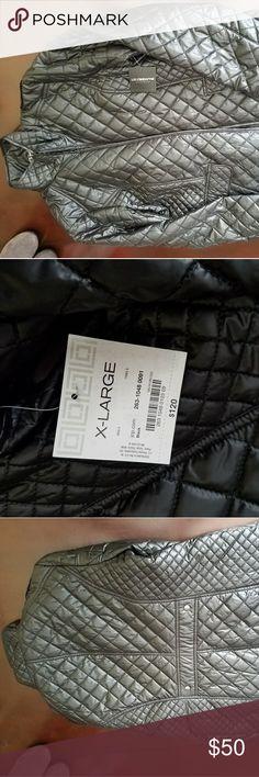 Spotted while shopping on Poshmark: NWT Liz Claiborne jacket! #poshmark #fashion #shopping #style #Liz Claiborne #Jackets & Blazers