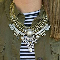 Jewelry, Fashion, I Found You, Necklaces, Moda, Jewlery, Jewerly, Fashion Styles, Schmuck