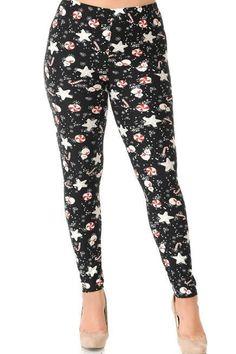 7178718daacc3 Plus Size Christmas Dreams Leggings #fashion #clothing #shoes #accessories  #womensclothing #