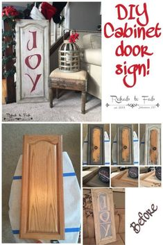 Home Decor Styles .Home Decor Styles Cabinet Door Crafts, Cabinet Door Designs, Kitchen Cabinet Doors, Cabinet Fronts, Cupboard Doors, Cabinet Ideas, Repurposed Furniture, Diy Furniture, Furniture Refinishing