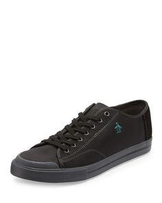 Chiller Canvas Sneaker, Black