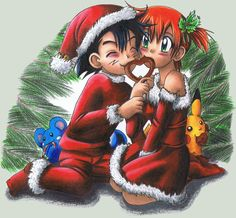 AaMl - Merry X-Mas 2009 by MiyaToriaka.deviantart.com on @DeviantArt
