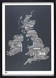 British Isles and their cities