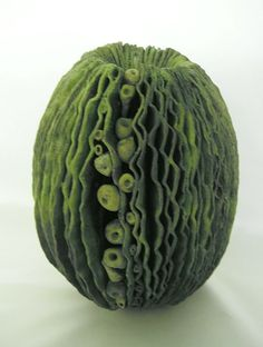 Seed pod ceramics - Google Search.  Click this image to see work similar to polymer artists Kathleen Dustin, Melanie West, Donna Greenberg and others . . .