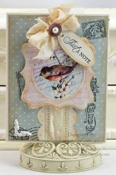 Just A Note by Westies - Cards and Paper Crafts at Splitcoaststampers
