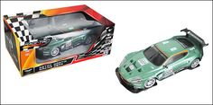 This awesome Aston Martin DBR9 racing car with remote control is only £15 at The Works.