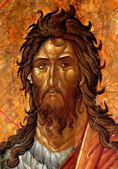 View album on Yandex. Jean Baptiste, Byzantine Icons, Archangel Michael, John The Baptist, Orthodox Icons, Christian Art, Christianity, Beautiful, Ancient Art