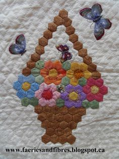 Faeries and Fibres: Search results for hexagons