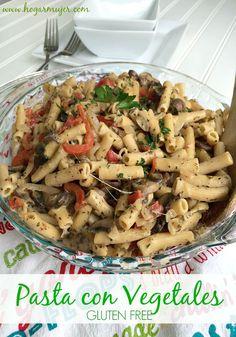 #recetas #pastaconvegetales #summer #easyrecipes #chickpeapasta #pastadeharinadegarbanzo #glutenfree