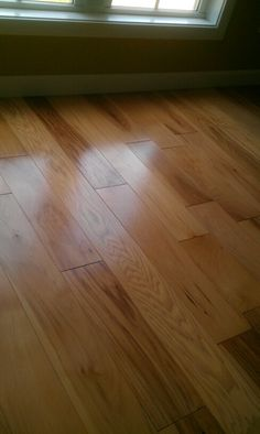 Wood floor cleaning. 1- dust mop well, 2- use 1 part white vinegar to 3 parts warm water to mop. Keep in mind do not soak the floor, always keep the mop wrung out. After floor is 100% dry, use 1 to 1 white vinegar to vegetable oil. Spray lightly!!! Then with a dust cloth rub in.  End results are awesome!