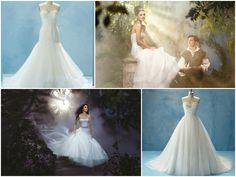 Cinderella And Cinderella Wedding Dresses