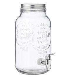 fontaine à limonade - HEMA