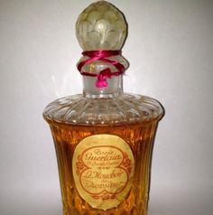 "Vintage Guerlain ""Mouchoir de Monsieur"" 1935-40 XXL 125ml Sealed   eBay"