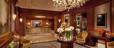 The Ritz-Carlton, Washington, D.C. – a sophisticated haven of luxury and service in the heart of the District.