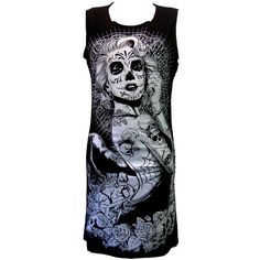 Vixen Monroe Dress | Gothic Clothing | Emo clothing | Alternative... ($50) ❤ liked on Polyvore Gothic Dress, Gothic Outfits, Emo Outfits, Cute Outfits, Fashion Outfits, Emo Clothes For Girls, Emo Dresses, Every Woman, Alternative Fashion