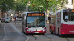 ...falsche Zielanzeige Busse, Public Transport, Vienna, Transportation