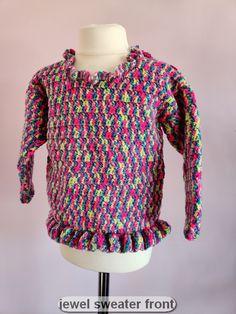 SHOP after 2020 Part1- Serendipity Girls Designer Dresses, Knitwear, Accessories Crochet Tunic, Hand Crochet, Girls Designer Dresses, Tunic Designs, King Cole, Serendipity, Knitwear, Dresser, Feminine