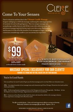 Want to know how to creative effective new product & service promos for your spa, clinic, or wellness biz?