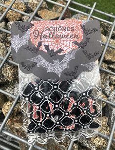 Feiertagsetiketten, Magische Nacht Happy Halloween, Blog, Mosaic Madness, Holiday, Night, Blogging