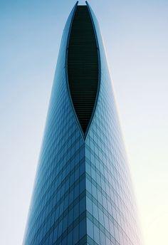 Modern Architecture, Tower, Skyscraper [Future Architecture: http://futuristicnews.com/category/future-architecture/]