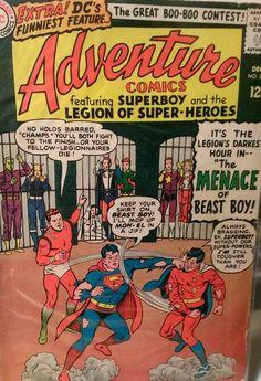 Superboy / Mon-El